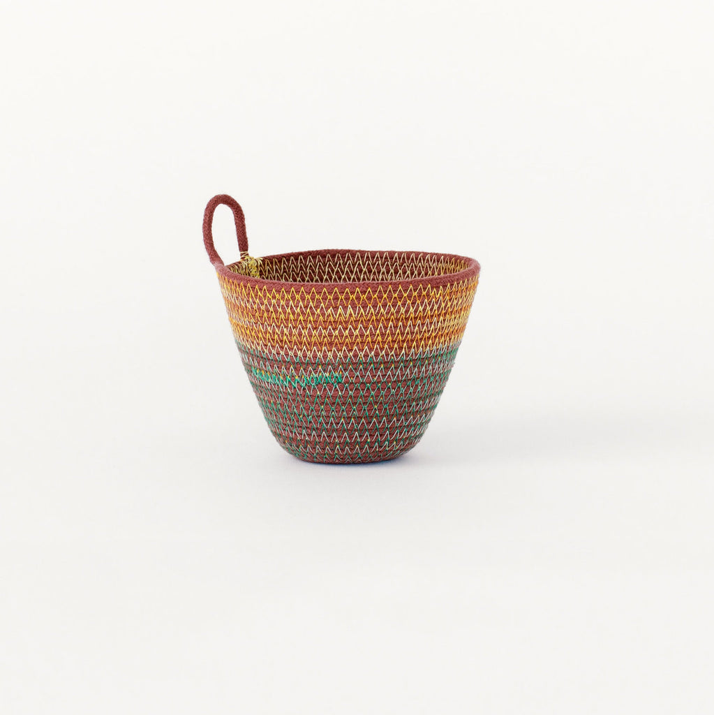MOkun Mini Planter - teal