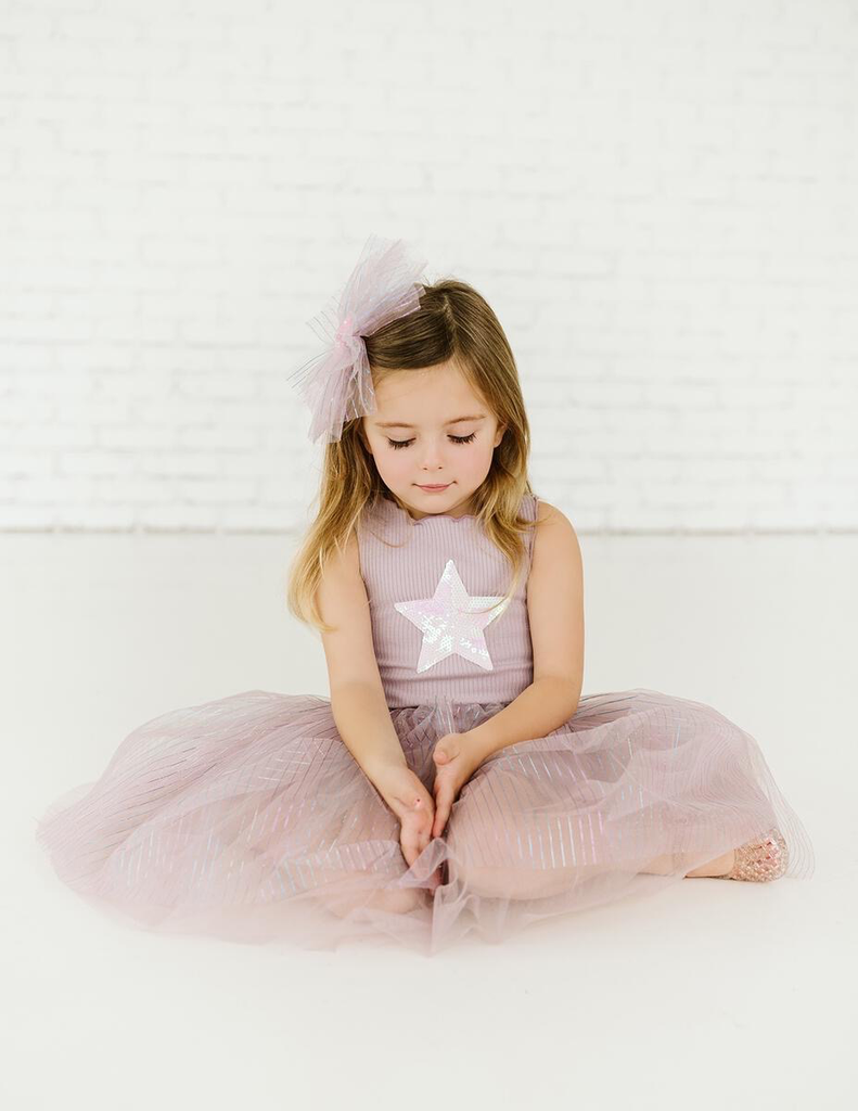 Petite Hailey Aurora Tutu Dress