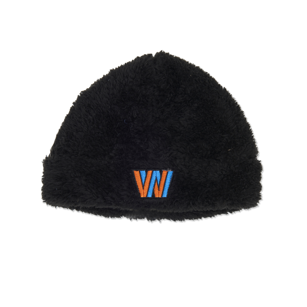 Fleece Hat - Black