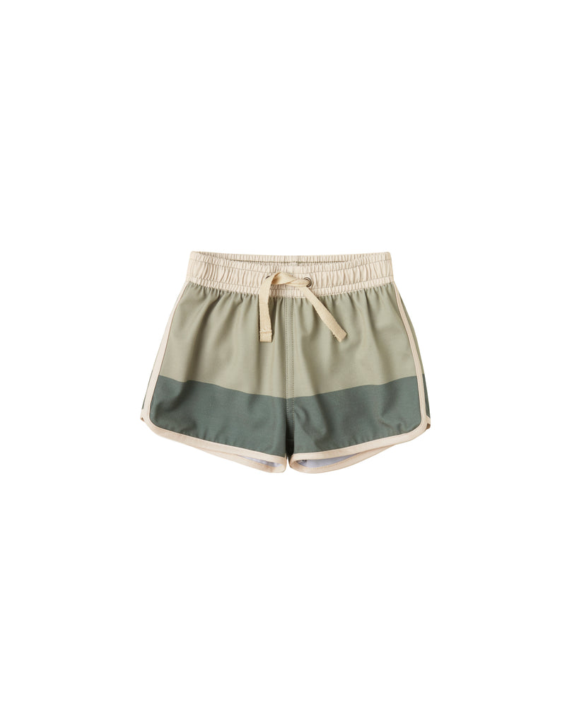 Swim Trunk - Sage-Fern