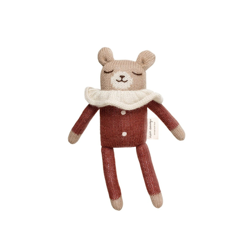 Teddy Soft Toy - Sienna PJs