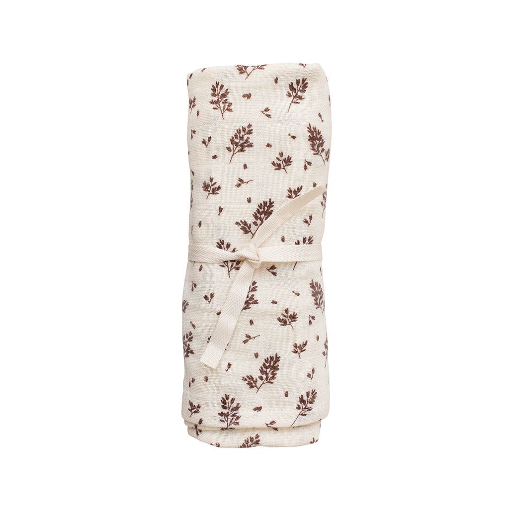 Main Sauvage Medium Muslin Cloth - Meadow