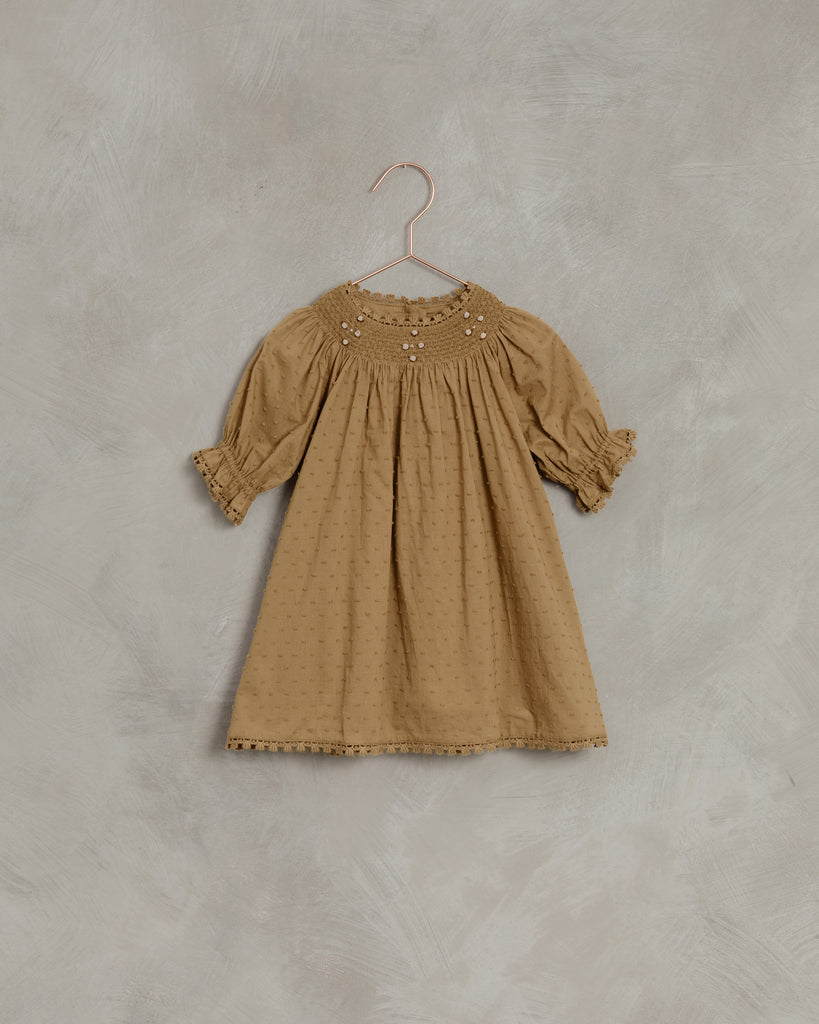 Maddie Dress - Golden