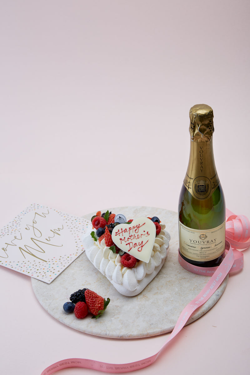 Mothers' Day Vouvray Sparkling White Wine - Half bottle (37.5CL)