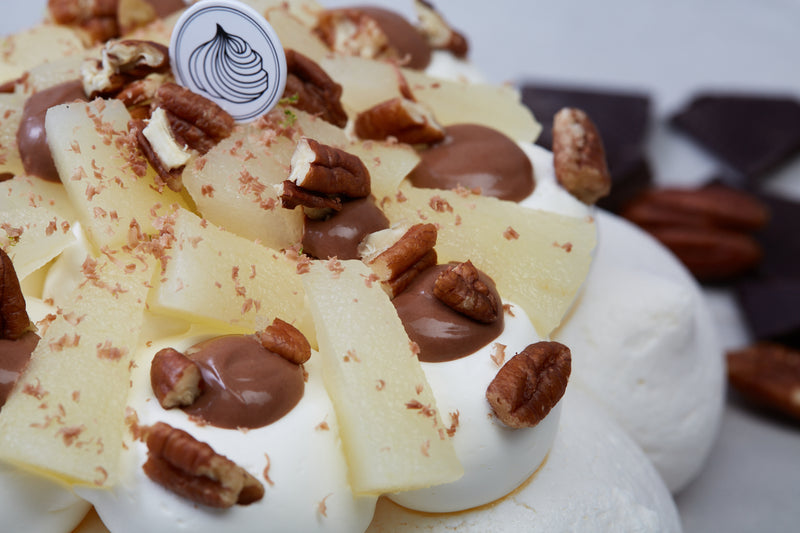 Belle Helene Celebration Pavlova