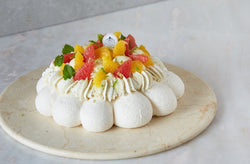 Milk Tea Celebration Pavlova