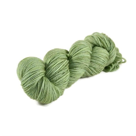 Merlin Merino Worsted Yarn - Lettuce Leaf