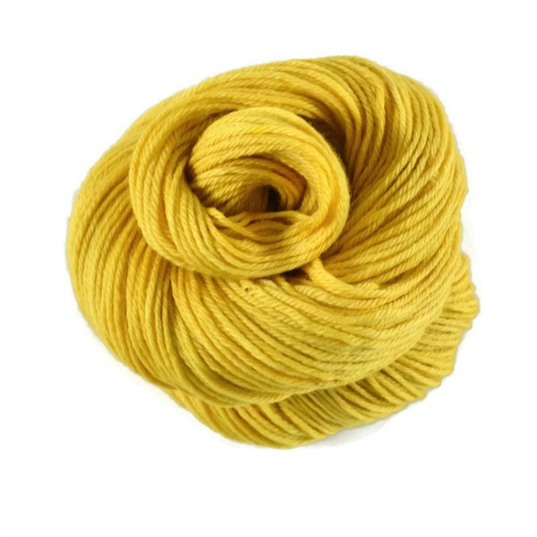 Merlin Merino Worsted Yarn - Goldenrod