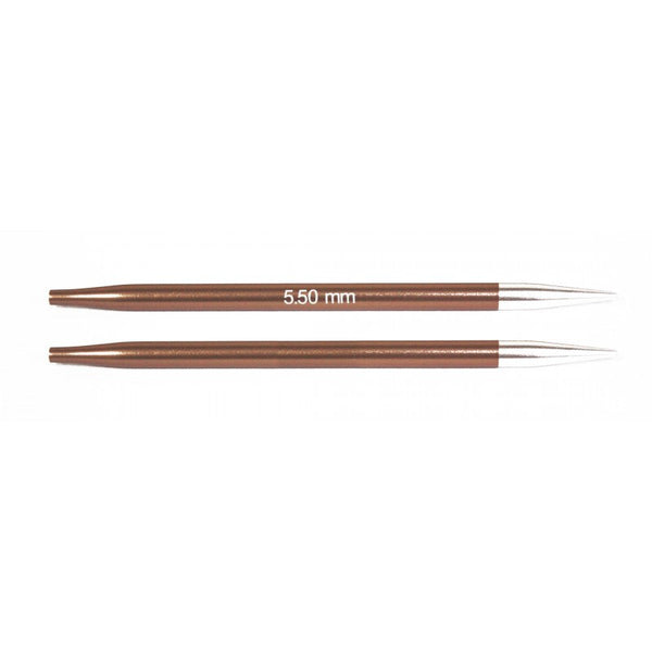 Knitter's Pride Zing Interchangeable Needle Tips - 3.5 inch
