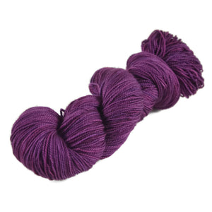 Adventure Merino Nylon Fingering Sock Yarn - Amethyst