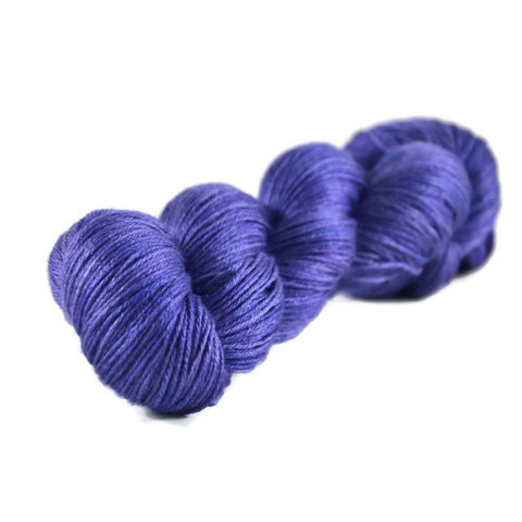 Tristan Merino Silk Fingering Yarn - Full Moon