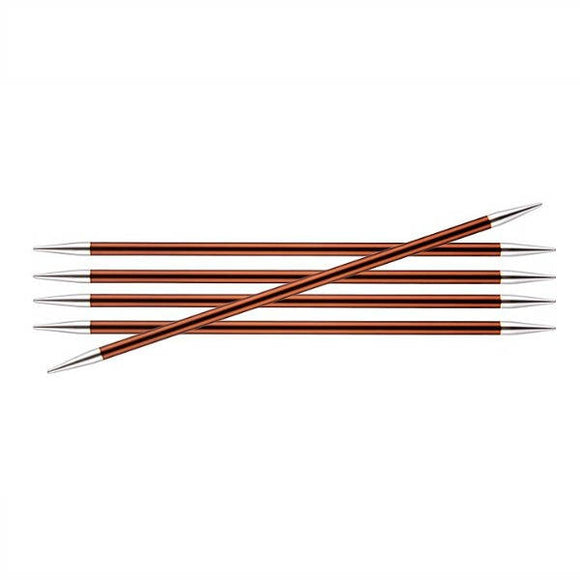 Knitter's Pride Zing Size US 9 (5.5mm) Double Point Needles
