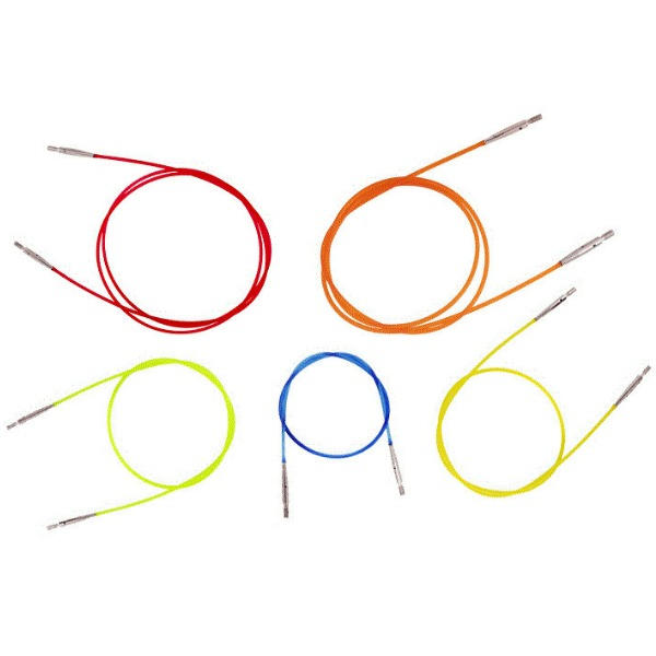Knitter's Pride Interchangeable Colored Cords