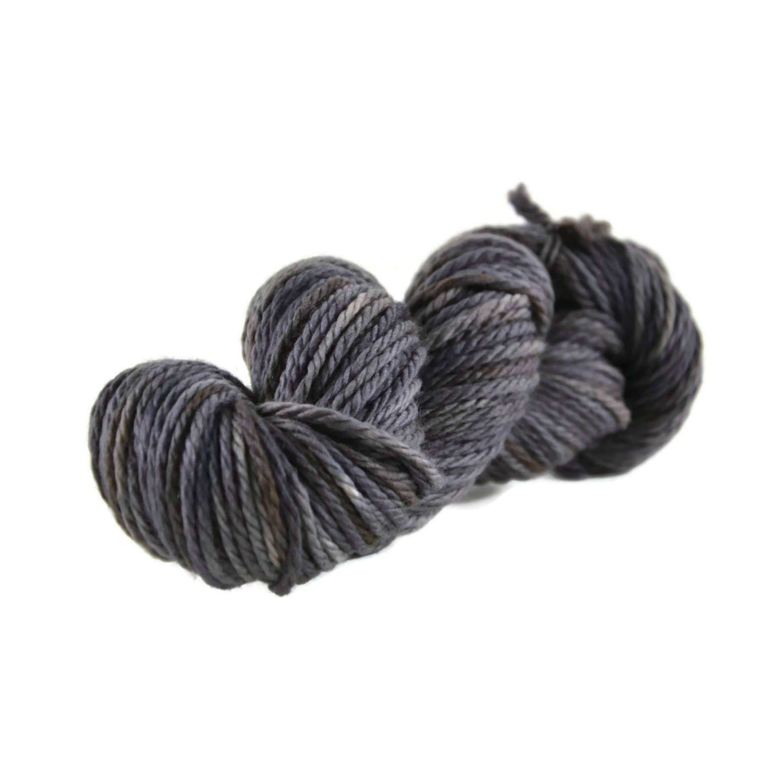 Avalon Bulky Merino Yarn - Gunmetal