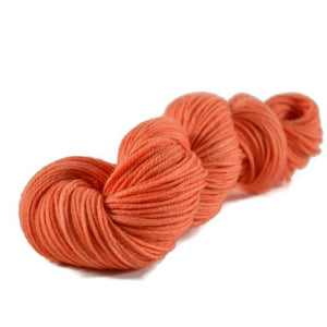 Merlin Merino Worsted Yarn - Coral