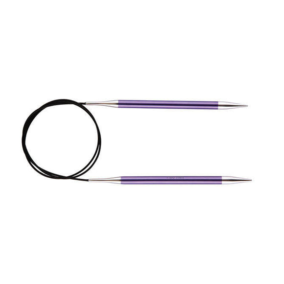 Knitter's Pride Zing Circular Needles size US 5 (3.75mm)