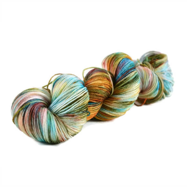 Percival Merino Nylon Fingering Sock Yarn - County Fair