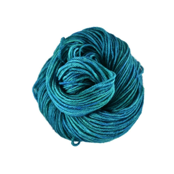 Merlin Merino Worsted Yarn - Caribbean