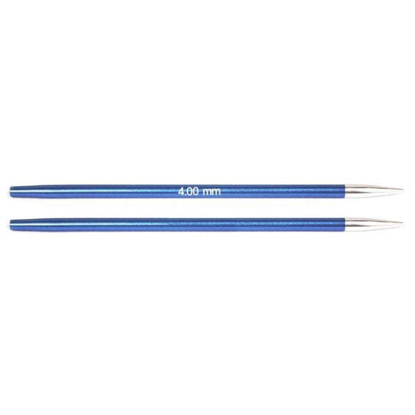 Knitter's Pride Zing Interchangeable Needle Tips - 4.5 inch
