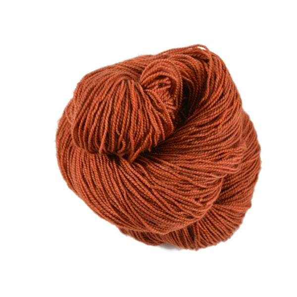 Adventure Merino Nylon Fingering Sock Yarn - Copper