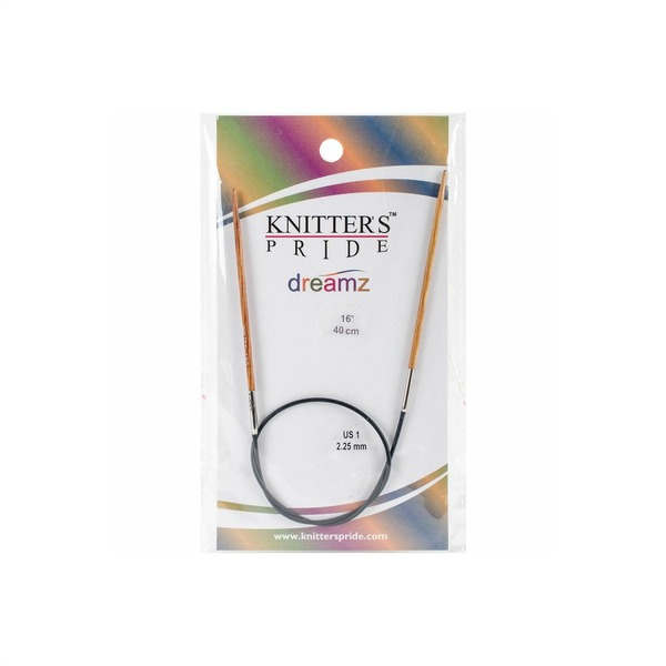 Knitter's Pride Dreamz Circular Needles size US 1 (2.25mm)