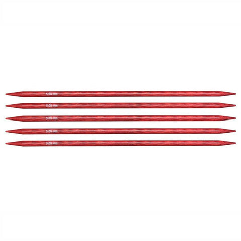 Knitter's Pride Dreamz Double Point Knitting Needles Size US 8 (5mm)