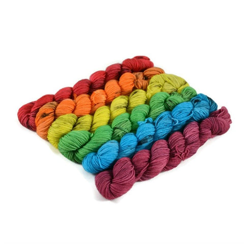 Percival Fingering Mini Skein Set - 1985
