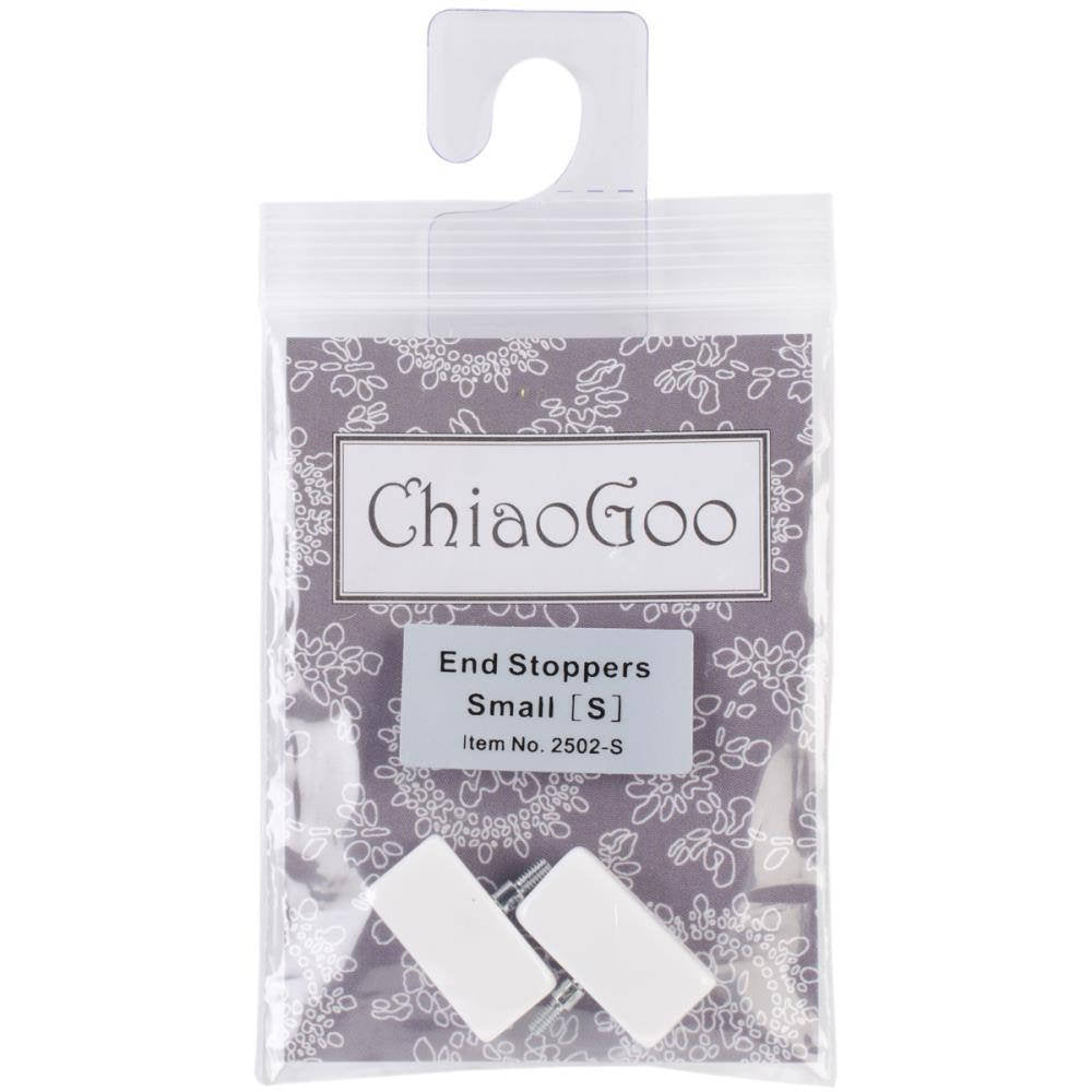 ChiaoGoo Small Interchangeable End Stoppers