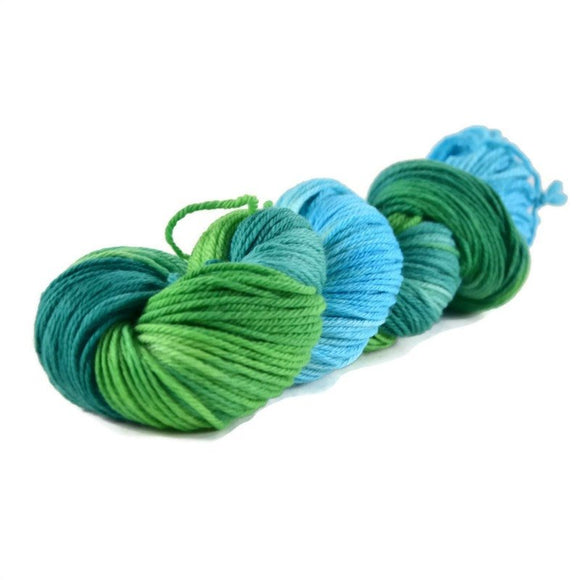 Merlin Merino Worsted Yarn - Jungle