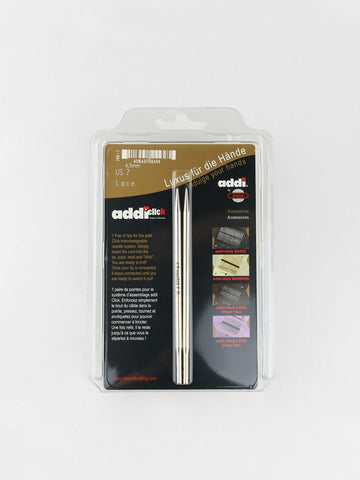 addi Click Rocket Long Interchangeable Knitting Needle Tips