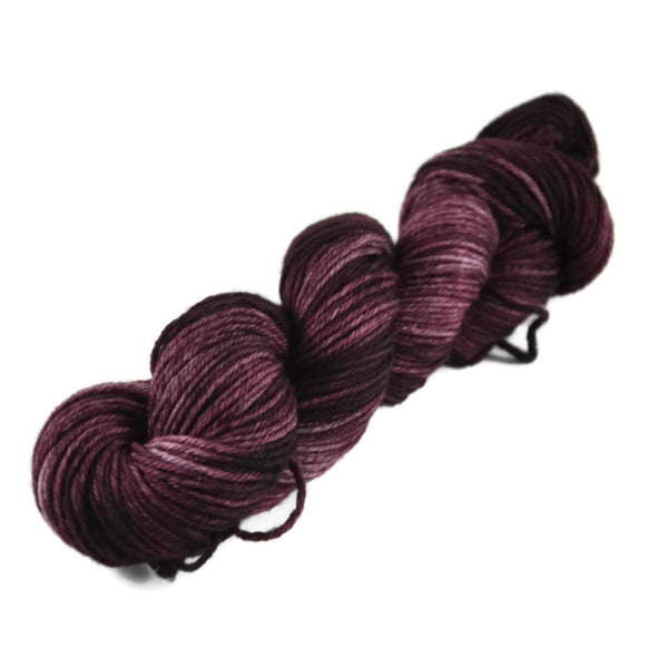 Merlin Merino Worsted Yarn - Aubergine