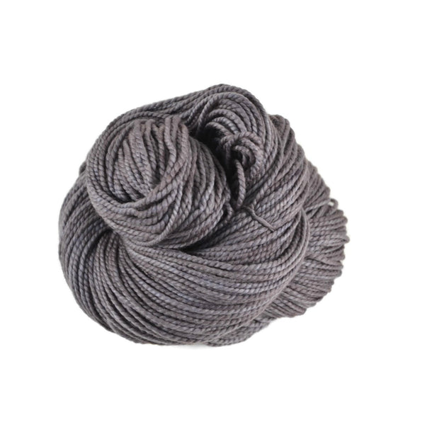 Arthur Merino Silk Worsted Yarn - Gunmetal