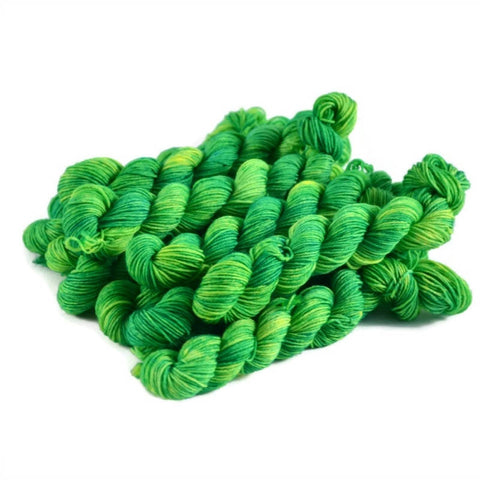 Percival Merino Fingering Yarn Mini Skeins - Jellybean