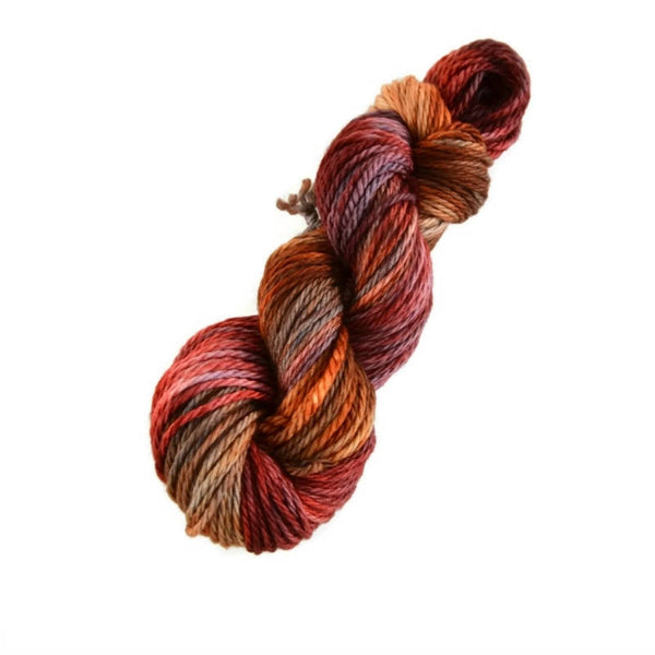 Avalon Bulky Merino Yarn - Catching Fire