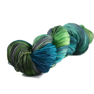 Percival Merino Nylon Fingering Sock Yarn - Bayou