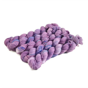 Percival Merino Fingering Yarn Mini Skeins - Serenade
