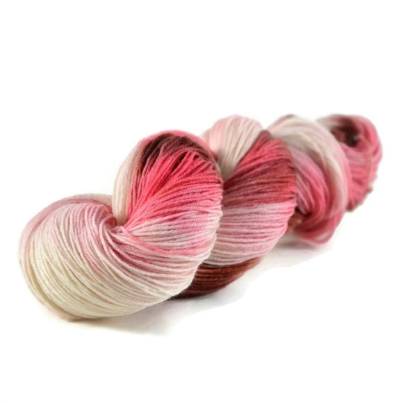 Excalibur BFL Nylon Fingering Sock Yarn - Freckles