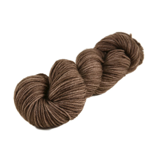 Merlin Merino Worsted Yarn - Pecan