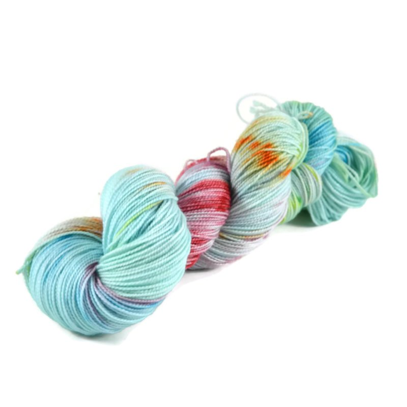 Adventure Merino Nylon Fingering Sock Yarn - Cloud 9