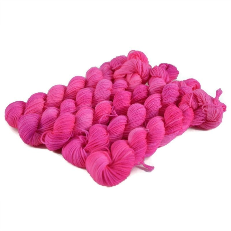 Percival Merino Fingering Yarn Mini Skeins - Siren