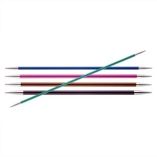 Knitter's Pride Zing Size US 10 (6mm) Double Point Needles