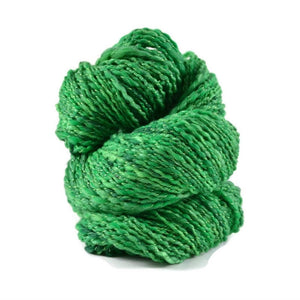 Handspun Merino Bamboo Yarn 2 ply Aran weight, 245 yards - Irish