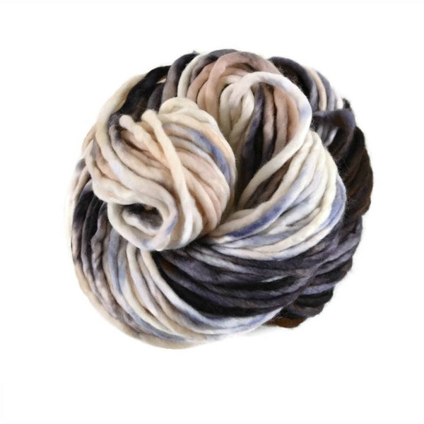 Fortress Super Bulky Merino Yarn - One of a Kind