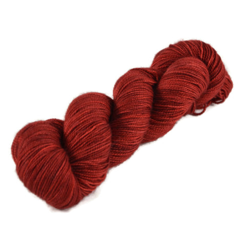 Adventure Merino Nylon Fingering Sock Yarn - Cherry Pie