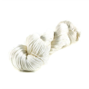 Tristan Fingering Merino Silk Yarn - Natural