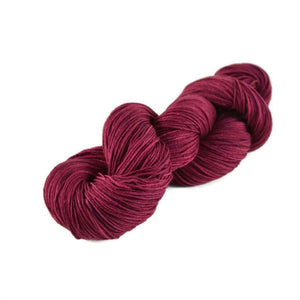 Percival Merino Nylon Fingering Sock Yarn - Berry