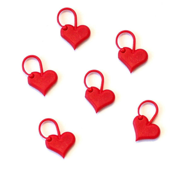 addiLove Heart Stitch Markers