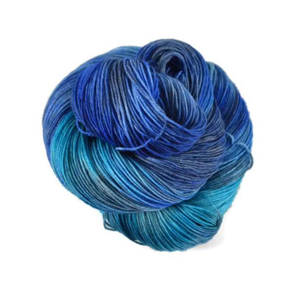Percival Merino Nylon Fingering Sock Yarn - Oceans Between Us