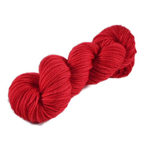 Merlin Merino Worsted Yarn - Poinsettia