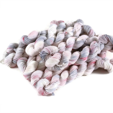Percival Merino Fingering Yarn Mini Skeins - Winter Wedding
